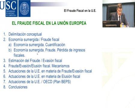 A fraude fiscal na Unión Europea